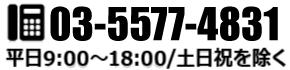 電話番号03-3295-3360